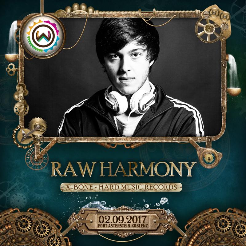 Raw-Harmony
